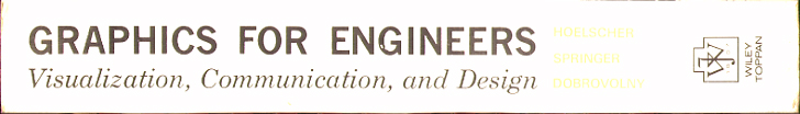 Graphics for Engineers. Visualization, Communication, and Design